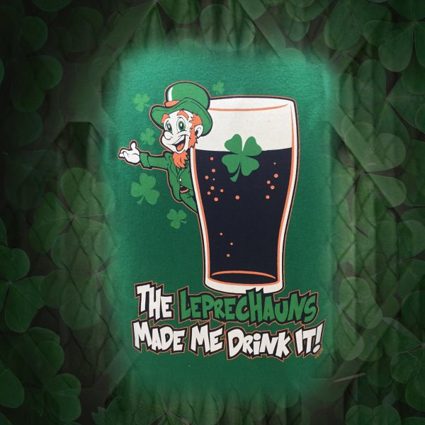 The-Leprechuans-made-me